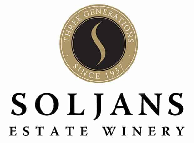 Soljans Estate Winery Retina Logo